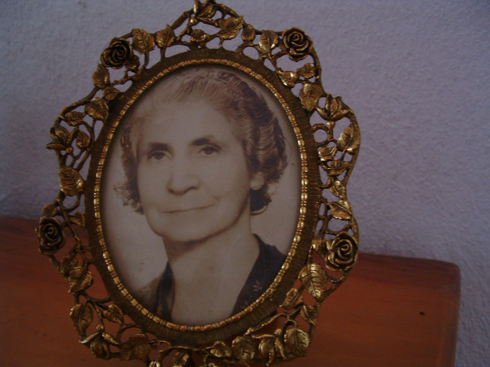 Grandmother's Face