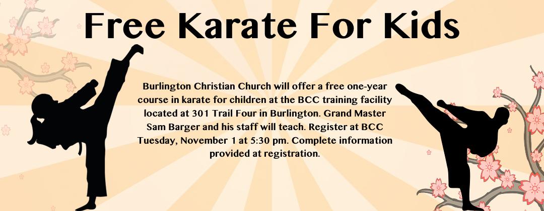 BCC Karate